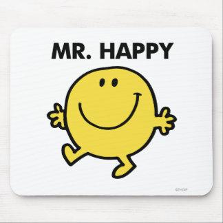 Sr. Happy Classic 2 Tapetes De Ratón