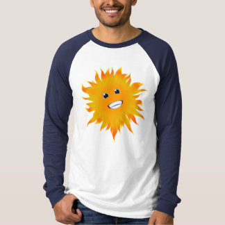 Sr. Happy Sunshine Playera