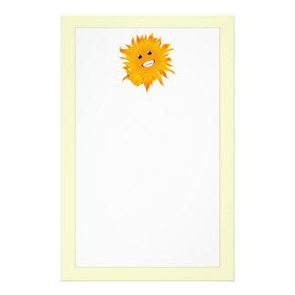 Sr. Happy Sunshine - pulgares para arriba Papelería Personalizada