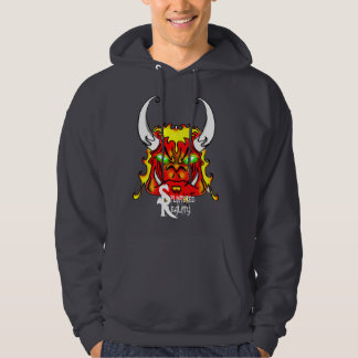 sr hoody with devil front