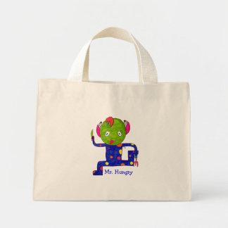 Sr. Hungry Jumbo Tote Bolsa