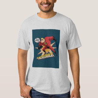 Sr. Incredible Disney Remeras