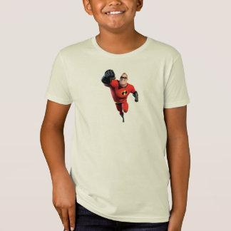Sr. Incredible Flying Disney de Incredibles Playera