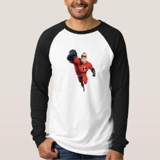 Sr. Incredible Flying Disney de Incredibles Playeras