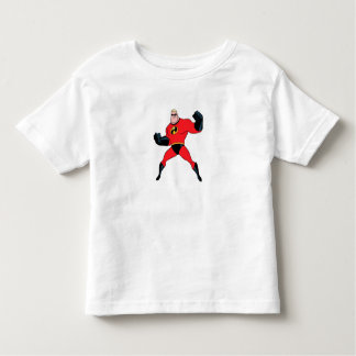 Sr. Incredible Standing Disney de Incredibles Camisas