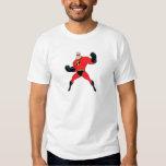 Sr. Incredible Standing Disney de Incredibles Playera