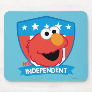 Sr. Independent Elmo Mousepads