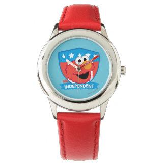 Sr. Independent Elmo Relojes De Mano