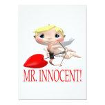 Sr. Innocent Invitación 12,7 X 17,8 Cm