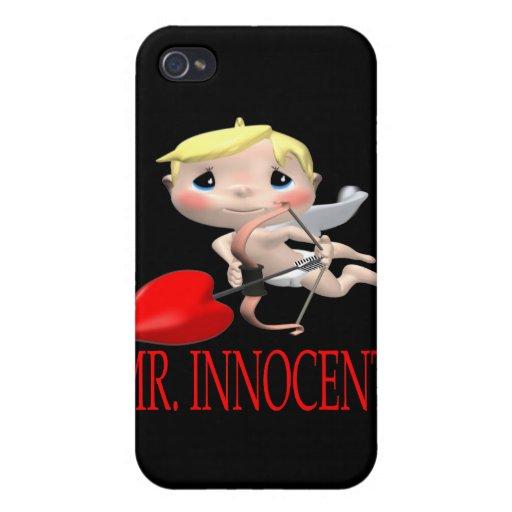 Sr. Innocent iPhone 4 Coberturas