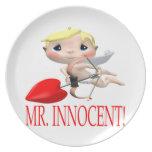 Sr. Innocent Plato Para Fiesta