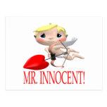Sr. Innocent Postal