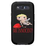 Sr. Innocent Samsung Galaxy S3 Carcasas