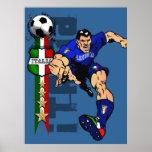 Sr. italian Stallion Forza Azzurri Italia 2010 reg Impresiones