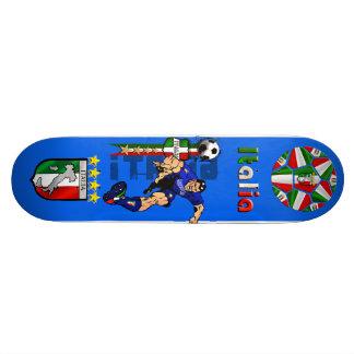 """Sr. italian Stallion Forza Azzurri Italia 2012 reg Patineta 7 1/8"""""""