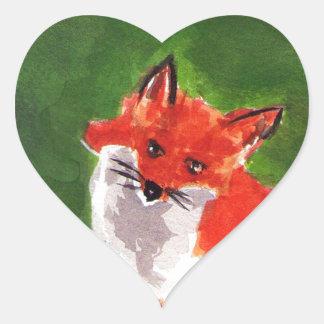 Sr joven Fox