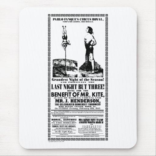 Sr. Kite - Mousepad