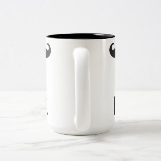 Sr. la Right Mug Taza Dos Tonos