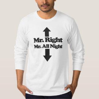 Sr. la Right Playera