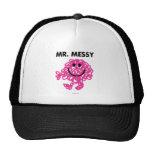 Sr. Messy Classic 2 Gorros Bordados