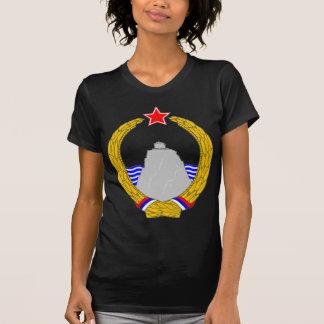 SR Montenegro coat of arms T-shirts