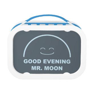 Sr. Moon de la buena tarde