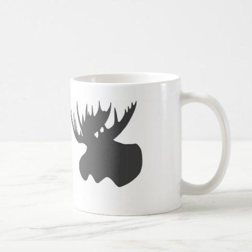 Sr. Moose Taza De Café