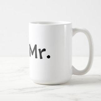 Sr. Mug Tazas De Café