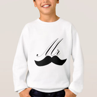 Sr. Mustache Sudadera