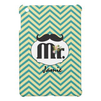 Sr. Mustache Yellow y verde