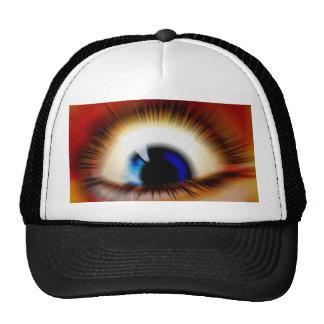 ¡Sr. Myopic - el tercer ojo! Gorras