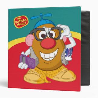 "Sr. Nerdy Potato Head Carpeta 1 1/2"""