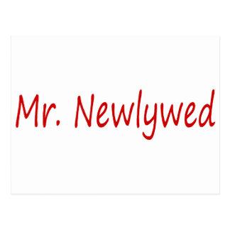Sr. Newlywed Postal