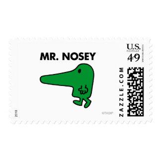 Sr. Nosey el | que lleva por una nariz Envio