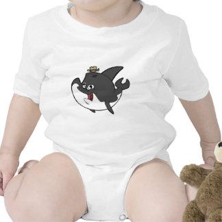 Sr. Orca Traje De Bebé