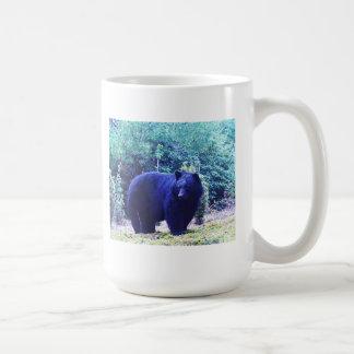 Sr. oso negro tazas de café