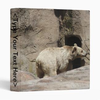 """Sr. oso polar carpeta 1"""""""