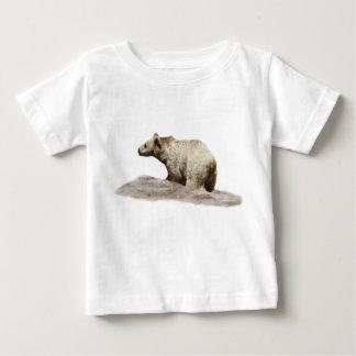 Sr. oso polar playera de bebé