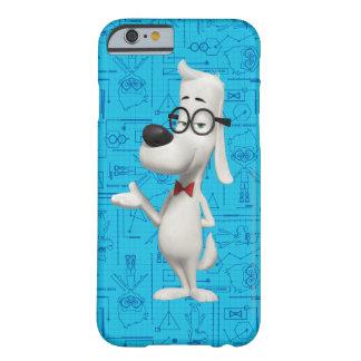 Sr. Peabody Funda Para iPhone 6 Barely There