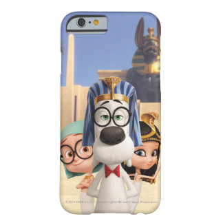 Sr. Peabody y Sherman en Egipto Funda Barely There iPhone 6