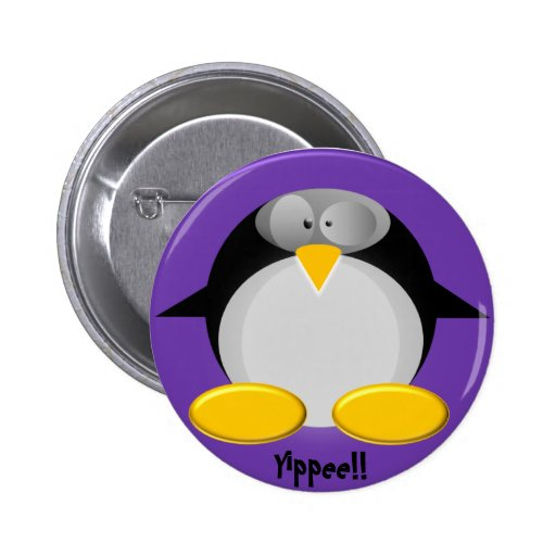¡Sr. Penguin ..... Yippee!! Pins