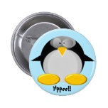 ¡Sr. Penguin ..... Yippee!!! Pins