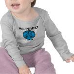 Sr. Perfect Classic Camisetas