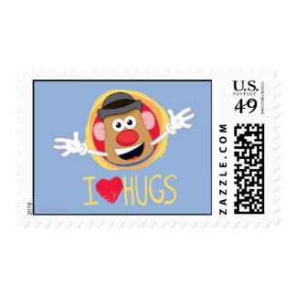 Sr. Potato Head - abrazos del amor de I Envio