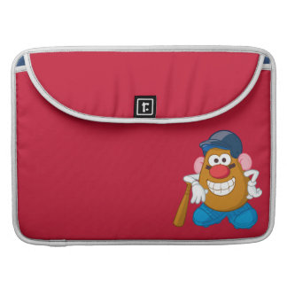 Sr. Potato Head - béisbol Fundas Para Macbooks