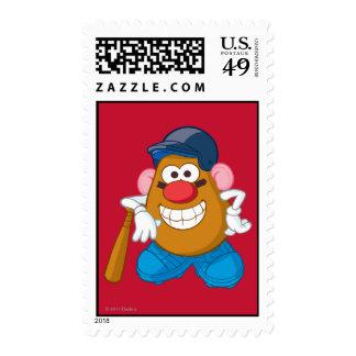 Sr. Potato Head - béisbol Franqueo