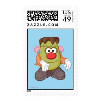Sr. Potato Head - Frankenstein Sello