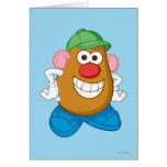 Sr. Potato Head Tarjeta De Felicitación