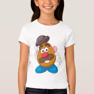 Sr. Potato Head Tipping Hat Camisas