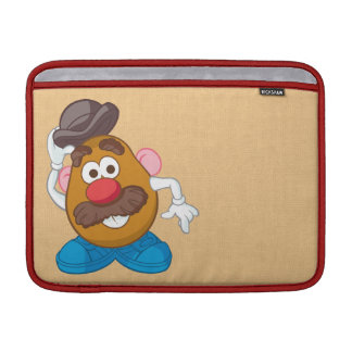 Sr. Potato Head Tipping Hat Fundas MacBook